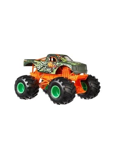 Hot Wheels Monster Trucks 1:24 Arabalar FYJ83 Renkli